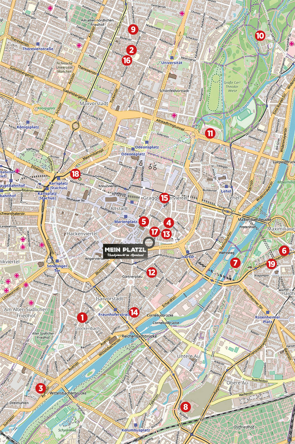 Kartenbasis: © OpenStreetMap-Mitwirkende (CC BY-SA 2.0)