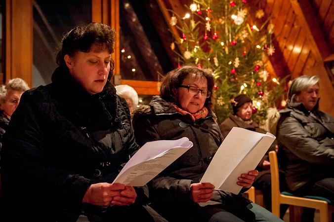 Frauentragen – Abendliche Andacht mit Gesang