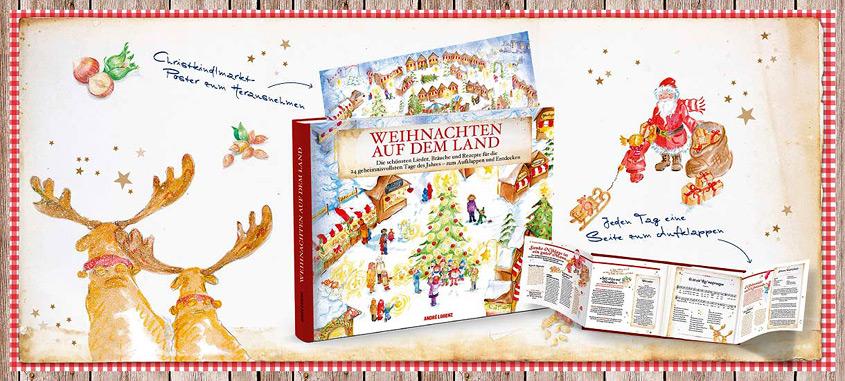 """Auszug aus """"Weihnachten auf dem Land"""""""