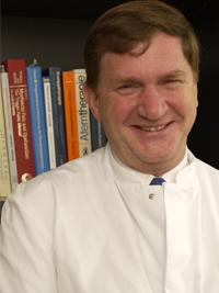 Porträt Professor Jürgen Kleinschmidt