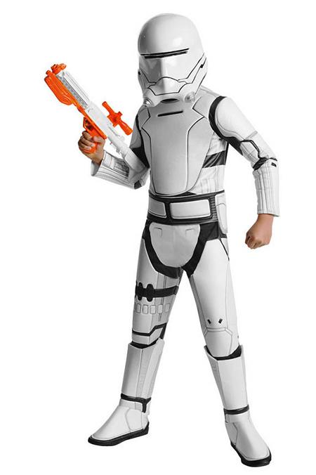 Verkleidung im Fasching - Stormtrooper
