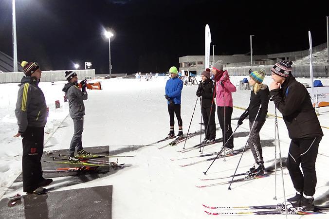 Biathloncamp-Ruhpolding: Schießstand