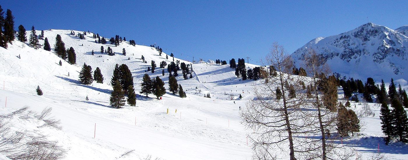Skipiste – günstig Skifahren