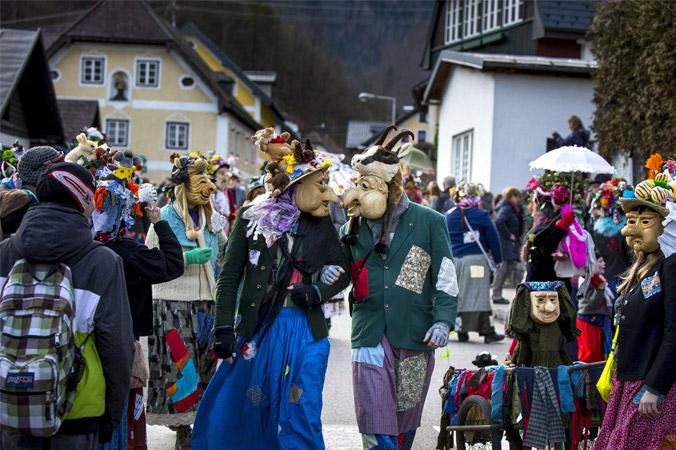 Fetzenfasching Ebensee - Schabernack
