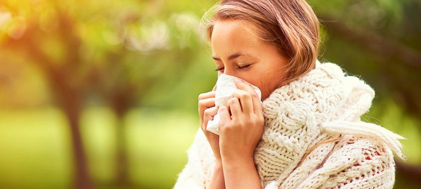 Erkältung: Bei Schnupfen am besten Inhalieren