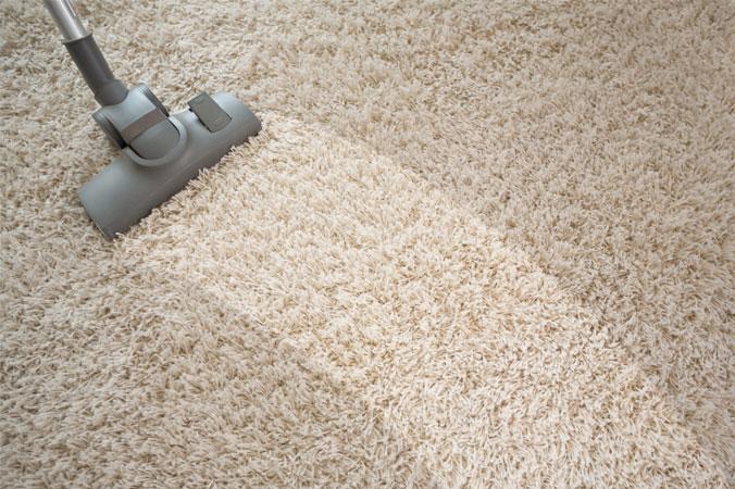 Frühjahrsputz Teil 3: Wohnräume - Teppich reinigen