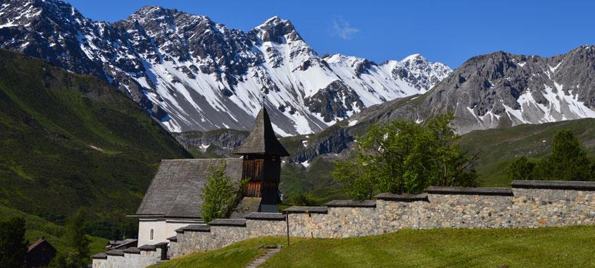 Berghochzeit Bergkirchli Arosa