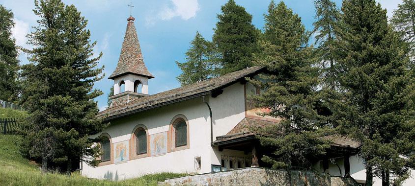 Berghochzeit Hochzeitskapelle Regina Pacis St.Moritz