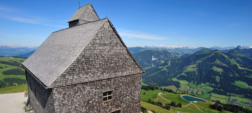 Berghochzeit Salvenkirchlein Kitzbüheler Alpen