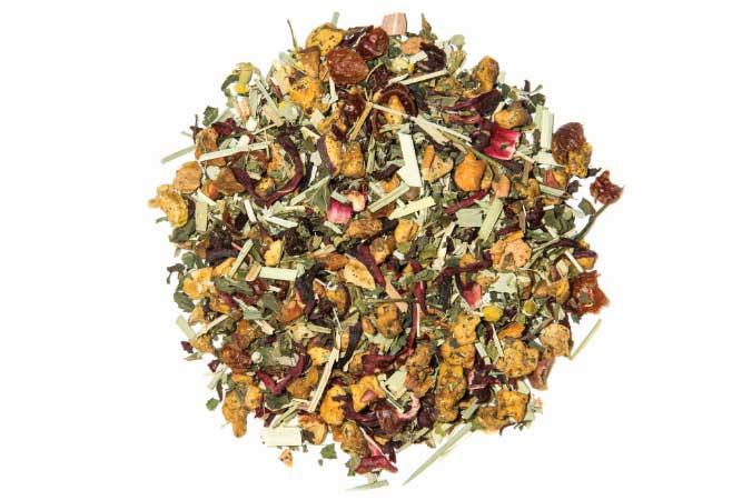 Chiemgauer Teemanufaktur – Teesorte Gfeida Maxi