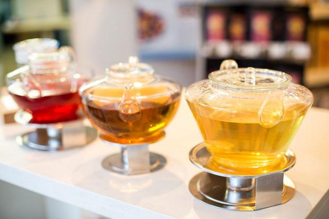 Chiemgauer Teemanufaktur – Teekannen