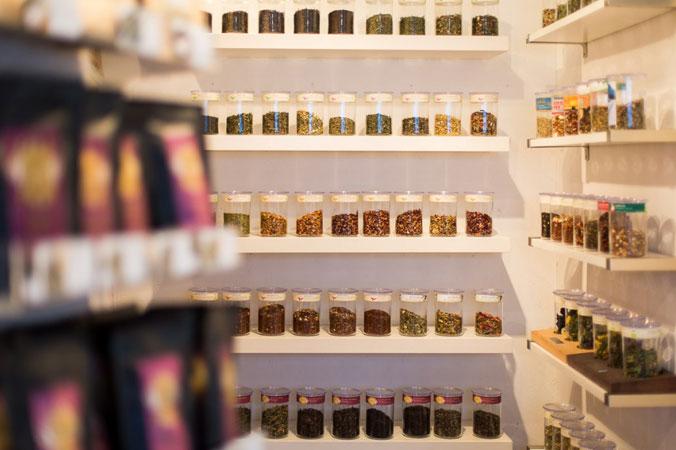 Chiemgauer Teemanufaktur – verschiedene Geschmacksrichtungen