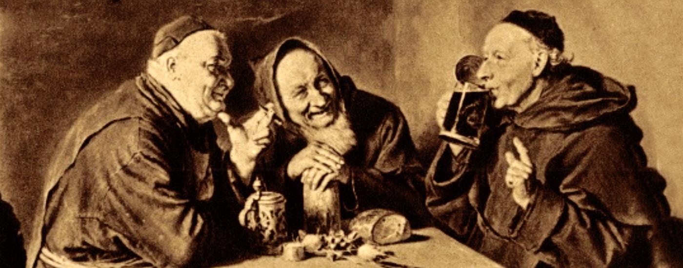 Starkbier in der Fastenzeit: Mönche trinken Starkbier