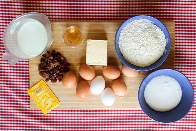 Ostereier verwerten im Kaiserschmarrn – Das sind die Zutaten