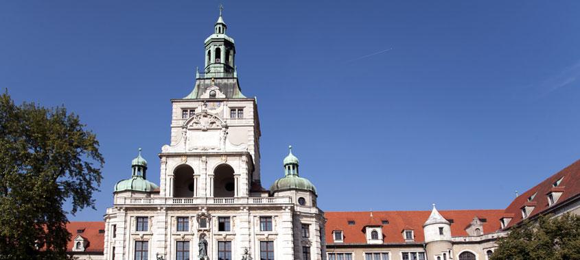 Ostereiersuche Bayerisches Nationalmuseum