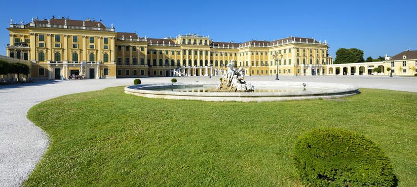 Ostereiersuche Schloss Schönbrunn
