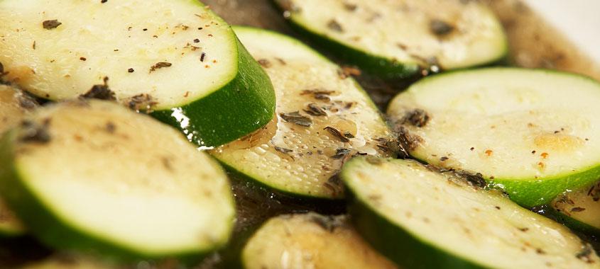 Zucchini: Zucchini-Antipasti