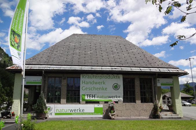 Pinzgauer Heilwissen – die Naturwerke in Unken