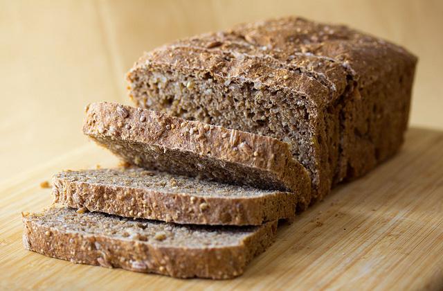 Brot einfrieren: Vollkornbrot