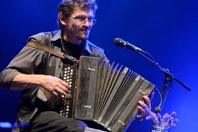 Veranstaltungstipps Februar: Akkordeonist Walther Soyka