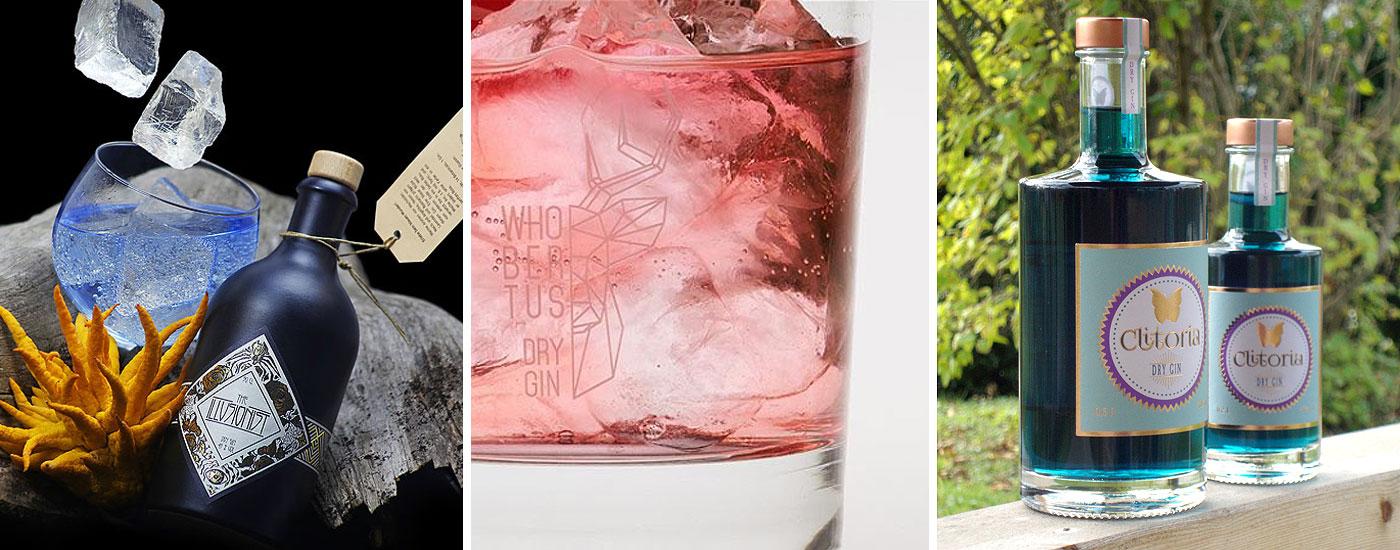 Eine ungekannte Vielfalt: Kleine Brennereien aus der Region entdecken den Gin neu